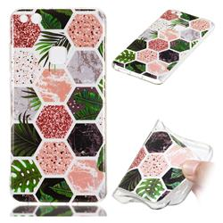 Rainforest Soft TPU Marble Pattern Phone Case for Huawei P10 Lite P10Lite