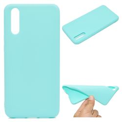 Candy Soft TPU Back Cover for Huawei P20 - Green