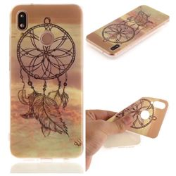 Dream Catcher IMD Soft TPU Back Cover for Huawei P20 Lite