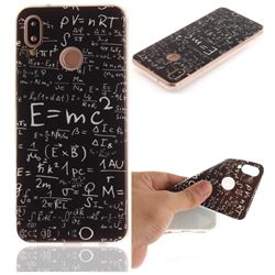 Math Formula IMD Soft TPU Back Cover for Huawei P20 Lite