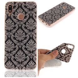 Totem Flowers IMD Soft TPU Back Cover for Huawei P20 Lite