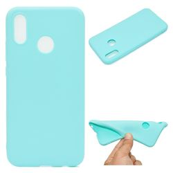 Candy Soft TPU Back Cover for Huawei P20 Lite - Green