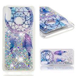 Fantasy Wind Chimes Dynamic Liquid Glitter Quicksand Soft TPU Case for Huawei P20 Lite
