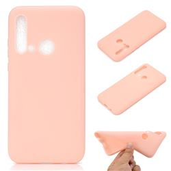 Candy Soft TPU Back Cover for Huawei P20 Lite(2019) - Pink