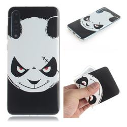Angry Bear IMD Soft TPU Cell Phone Back Cover for Huawei P20 Pro