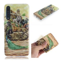 Beast Zoo IMD Soft TPU Cell Phone Back Cover for Huawei P20 Pro
