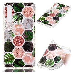 Rainforest Soft TPU Marble Pattern Phone Case for Huawei P20 Pro