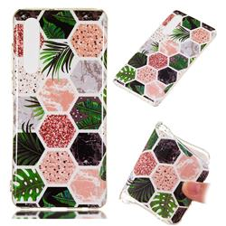 Rainforest Soft TPU Marble Pattern Phone Case for Huawei P30