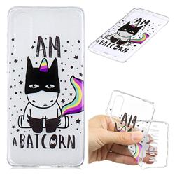 Batman Clear Varnish Soft Phone Back Cover for Huawei P30