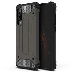 King Kong Armor Premium Shockproof Dual Layer Rugged Hard Cover for Huawei P30 - Bronze