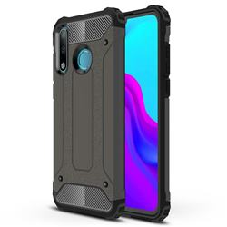 King Kong Armor Premium Shockproof Dual Layer Rugged Hard Cover for Huawei P30 Lite - Bronze