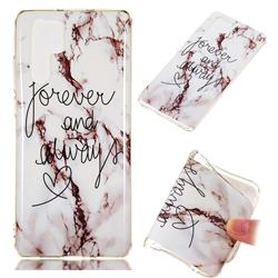 Forever Soft TPU Marble Pattern Phone Case for Huawei P30 Pro