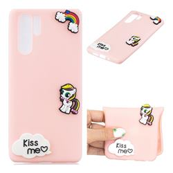 Kiss me Pony Soft 3D Silicone Case for Huawei P30 Pro