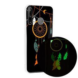 Dream Catcher Noctilucent Soft TPU Back Cover for Huawei P40 Lite E