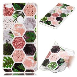 Rainforest Soft TPU Marble Pattern Phone Case for Huawei P8 Lite 2017 / P9 Honor 8 Nova Lite