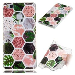 Rainforest Soft TPU Marble Pattern Phone Case for Huawei P9 Lite G9 Lite