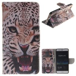 Puma PU Leather Wallet Case for Huawei P9 Lite G9 Lite