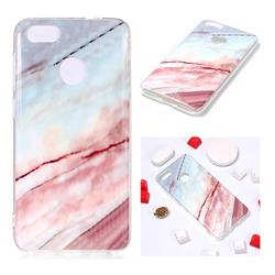 Elegant Soft TPU Marble Pattern Phone Case for Huawei P9 Lite Mini (Y6 Pro 2017)