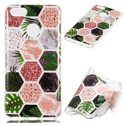 Rainforest Soft TPU Marble Pattern Phone Case for Huawei P9 Lite Mini (Y6 Pro 2017)