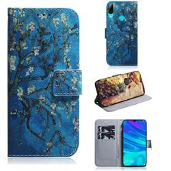 Apricot Tree PU Leather Wallet Case for Huawei P Smart (2019)