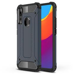 King Kong Armor Premium Shockproof Dual Layer Rugged Hard Cover for Huawei P Smart Z (2019) - Navy
