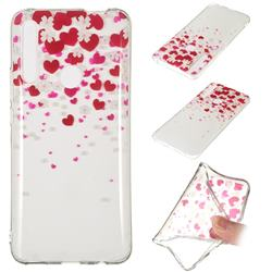 Love Flower Super Clear Soft TPU Back Cover for Huawei P Smart Z (2019)