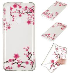 Maple Leaf Super Clear Soft TPU Back Cover for Huawei P Smart Z (2019)