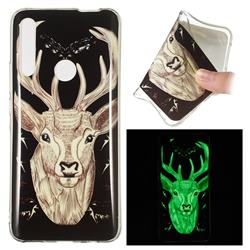 Fly Deer Noctilucent Soft TPU Back Cover for Huawei P Smart Z (2019)