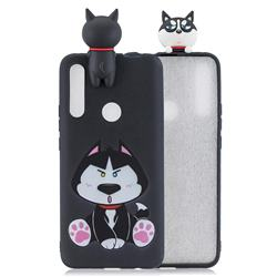 Staying Husky Soft 3D Climbing Doll Soft Case for Huawei P Smart Z (2019)