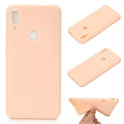 Candy Soft TPU Back Cover for Huawei P Smart Z (2019) - Pink