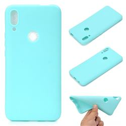 Candy Soft TPU Back Cover for Huawei P Smart Z (2019) - Green