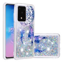 Fantasy Wind Chimes Dynamic Liquid Glitter Quicksand Soft TPU Case for Samsung Galaxy S20 / S11e