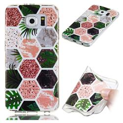 Rainforest Soft TPU Marble Pattern Phone Case for Samsung Galaxy S6 G920