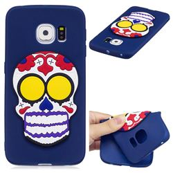 Ghosts Soft 3D Silicone Case for Samsung Galaxy S6 Edge G925