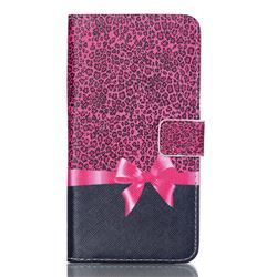 Bowknot Leather Wallet Case for Samsung Galaxy S6 Edge Plus G928 G928P G928A
