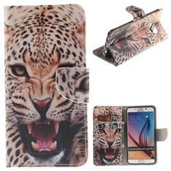Puma PU Leather Wallet Case for Samsung Galaxy S6 Edge Plus Edge+ G928