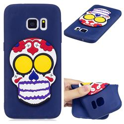 Ghosts Soft 3D Silicone Case for Samsung Galaxy S7 G930