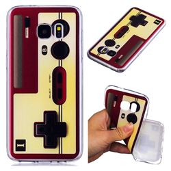 Classic Gamepad Super Clear Soft TPU Back Cover for Samsung Galaxy S7 G930