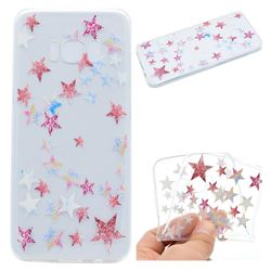 Pentagram Super Clear Soft TPU Back Cover for Samsung Galaxy S8
