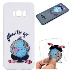 Global Travel Super Clear Soft TPU Back Cover for Samsung Galaxy S8