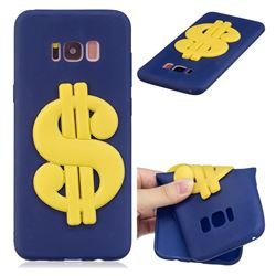 US Dollars Soft 3D Silicone Case for Samsung Galaxy S8