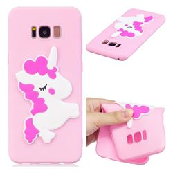 Pony Soft 3D Silicone Case for Samsung Galaxy S8