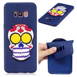 Ghosts Soft 3D Silicone Case for Samsung Galaxy S8