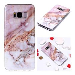 Classic Powder Soft TPU Marble Pattern Phone Case for Samsung Galaxy S8 Plus S8+