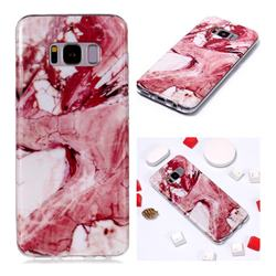 Pork Belly Soft TPU Marble Pattern Phone Case for Samsung Galaxy S8 Plus S8+