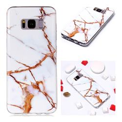 Platinum Soft TPU Marble Pattern Phone Case for Samsung Galaxy S8 Plus S8+