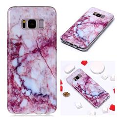 Bloodstone Soft TPU Marble Pattern Phone Case for Samsung Galaxy S8 Plus S8+