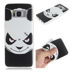 Angry Bear IMD Soft TPU Cell Phone Back Cover for Samsung Galaxy S8 Plus S8+