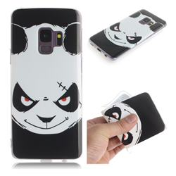 Angry Bear IMD Soft TPU Cell Phone Back Cover for Samsung Galaxy S9