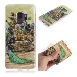 Beast Zoo IMD Soft TPU Cell Phone Back Cover for Samsung Galaxy S9
